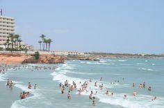Playa de La Zenia #Alicante #Spain