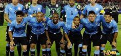 Imágenes de la selección Uruguay 2016 #cameria2016