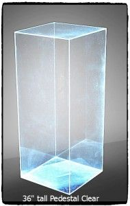 Check out our large selection of Pedestal and Planters available in many colors , acrylic and fiberglass, available in different sizes. Wedding Rentals, Pedestal, Corporate Events, Candle Holders, Planters, Gta, Toronto, Table, Brides