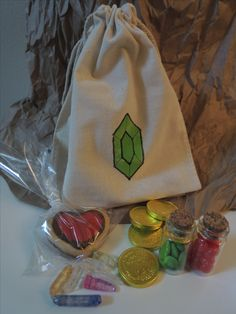 Zelda Party Loot Bag