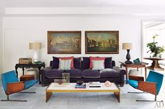 Isabel Lopez-Quesada's Elegant Madrid Villa : Architectural Digest.