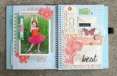 OLW SMASH book - pages 3-4 | Flickr - Photo Sharing!