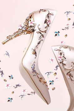 Ralph and Russo Autumn Winter 2018 Shoes and Accessories