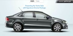 Volkswagen Vento Style Limited Edition With Chrome Package Launched At Rs. 8.33 Lakhs