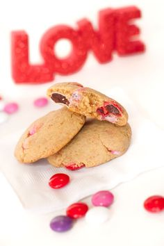 Valentine's Day Clean Eating Cookies Recipe
