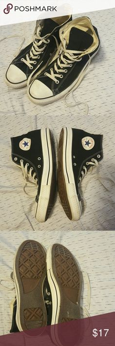 Men's Converse sneakers size 11.5 Great condition. Converse Shoes Sneakers