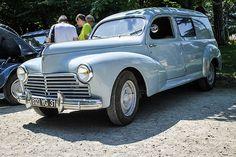 Peugeot 203 Fourgonnette