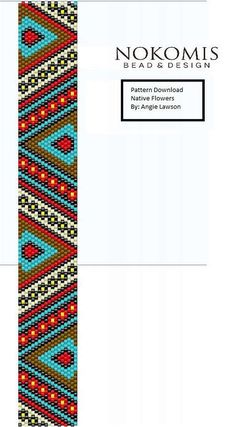 peyote stitch patterns için resim sonucu