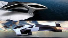 This Stunning Yacht Can Actually Fly