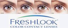 Maquiagem casual com lente de contato colorida- Fresh Look    por Carol Tognon | Carol Tognon       - http://modatrade.com.br/maquiagem-casual-com-lente-de-contato-colorida-fresh-look