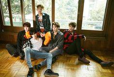 161113 SHINee 1 And 1 Teasers. SHINee Onew, Key, Taemin, Jonghyun, and Minho.