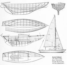 Why the Folkboat is the most popular cabin yacht of all time: a design analysis - Classic Boat Magazine