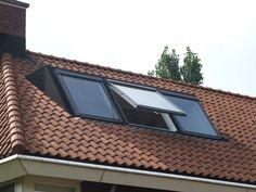 vergunningsvrije dakkapel van dakramen