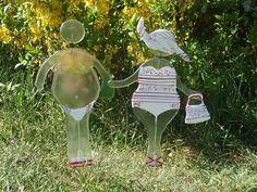 Glas figur personer - www.baarsgaard.dk