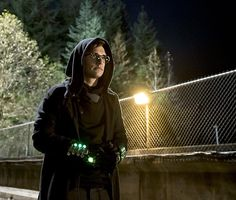 """""""The Flash"""" The Sound and the Fury - Andy Mientus as Hartley Rathaway / Pied Piper 