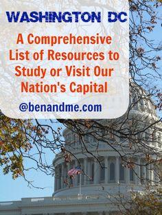 Washington DC Resource List