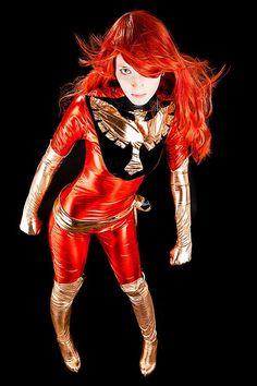 Cosplay Friday: X-Men by techgnotic on DeviantArt