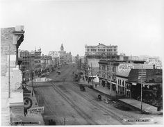 """Main Street, ca. 1887   Winnipeg 1800sPhoto: Wikimedia Commons  During the late 19th century, Winnipeg was in the midst of a slight economic recession. Sir Clifford Sifton, Minister of the Interior under Prime Minister Sir Wilfrid Laurier from 1896 to 1905, knew the city was in need of immigrants, and he thought Europeans would be the best people to endure the harsh climates and tough farm life. """"A stalwart peasant in a sheep-skin coat, born on the soil, whose forefathers have been farmers f"""