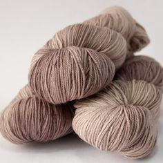 Malabrigo Arroyo Hand-dyed Yarn at Tangled Yarn - Sandbank colourway - seems to be sold out everywhere :(