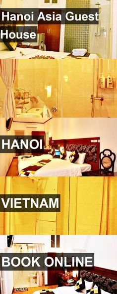 Hanoi Asia Guest House in Hanoi, Vietnam. For more information, photos, reviews and best prices please follow the link. #Vietnam #Hanoi #travel #vacation #guesthouse