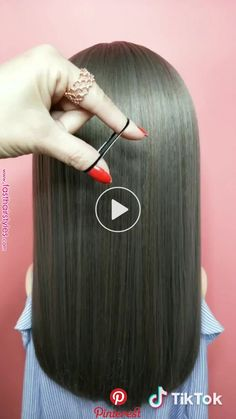 "冰冰姐 吖 has just created an awesome short video with original sound - hair., Easy hairstyles, "" 冰冰姐 吖 has just created an awesome short video with original sound - hairstyle_bing Source by karlitajaehne. Fast Hairstyles, Cute Hairstyles For Short Hair, Girl Hairstyles, Braided Hairstyles, Wedding Hairstyles, Popular Hairstyles, Short Haircuts, Hair Styles 2016, Medium Hair Styles"