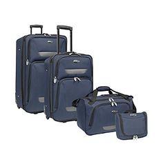 Product: U.S. Traveler® Westport 4-pc. Luggage Set *