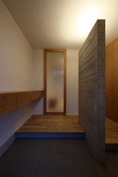 Japanese Modern, Japanese Interior, Future House, Interior Architecture, Entrance, Sweet Home, House Design, Doors, Flooring