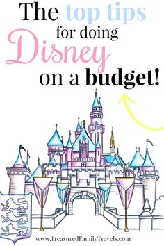 The top tips for doing Disney on a budget! Disney world vacation tips. Disney World tips and tricks. Disney World Honeymoon, Walt Disney World Vacations, Disney Resorts, Disney Travel, Family Vacations, Usa Travel, Disney On A Budget, Disney Vacation Planning, Trip Planning