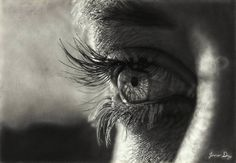 Hyper Realistic Pencil Drawing by Jono Dry | 123 Inspiration