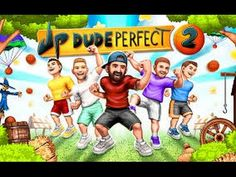 Dude Perfect 2 Andriod/IOS Gameplay 2016