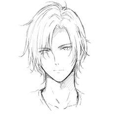 Anime Character Drawing, Manga Drawing, Manga Art, Fish Drawings, Dark Art Drawings, Cartoon Sketches, Art Drawings Sketches Simple, Anime Boy Sketch, Drawing Body Poses