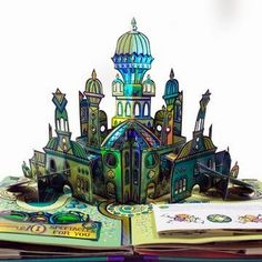 Do you remember the magic of pop up books as a child? Nowadays they look even more mesmerizing thanks to...
