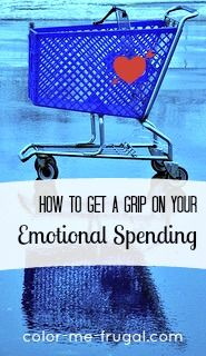Are you in charge of your spending, or are marketers? Find out what emotional spending is, how to avoid it, and make sure it does not control your life!