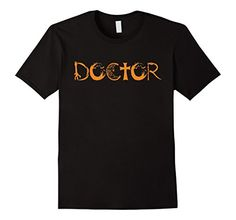 Halloween Doctor Medic Funny T-shirt Hospital Costume