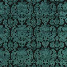 monteverdi - seablue fabric | Desigenrs Guild
