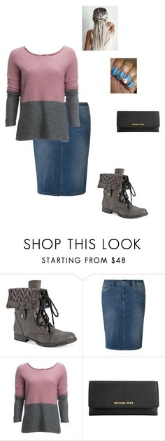 """""""Happy birthday Anna!"""" by acousticflute ❤ liked on Polyvore featuring Aéropostale, Bogner, Carve Designs and MICHAEL Michael Kors"""