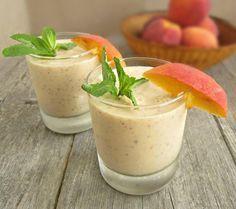 Smoothie d' Épinards, pommes vertes et de céleri          |          idee repas