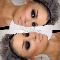 Gorgeous Makeup: Tips and Tricks With Eye Makeup and Eyeshadow – Makeup Design Ideas Flawless Makeup, Gorgeous Makeup, Pretty Makeup, Love Makeup, Makeup Tips, Beauty Makeup, Makeup Looks, Hair Beauty, Makeup Ideas