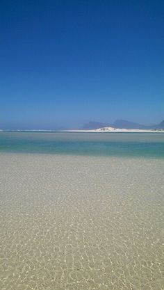 Tranquil beauty next to the Atlantic Ocean at Flamingo Lake, Fisherhaven, Overberg, Western Cape.