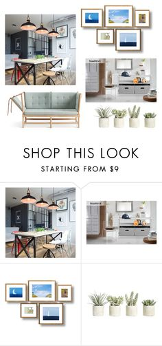 """""""clean room"""" by ioakleaf on Polyvore featuring interior, interiors, interior design, home, home decor, interior decorating and Allstate Floral"""