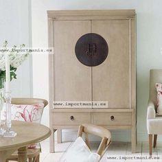 Armario chino envejecido - Muebles chinos   muebles orientales   muebles asiaticos   decoración oriental China