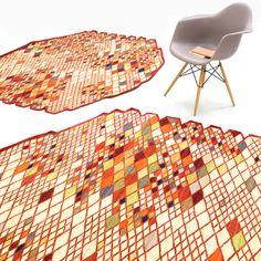 Losanges - Carpets - design furniture for low prices at proformshop.com