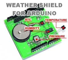 How to make a weather station with Arduino