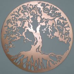 """See our site for even more info on """"metal tree artwork"""". It is an exceptional spot to get more information. Copper Wall Art, Metal Tree Wall Art, Metal Wall Decor, Metal Art, Copper Metal, Tree Wall Decor, Wall Art Decor, Outdoor Wall Art, Tree Artwork"""