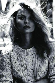 Kate Moss.