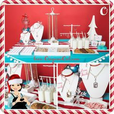 There is still time to order #ThePerfectGift for the #holidays! bren.origamiowl.com #Christmas #OrigamiOwl #JewelryBar #lockets #Display #OrigamiOwlDisplay