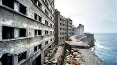 Gunkanjima: Japan's Abandoned Ghost Island (PHOTOS) - weather.com