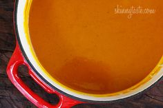 ... | Roasted Cauliflower, Creamy Pumpkin Soup and Coconut Curry Soup