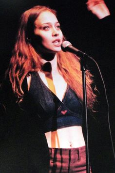 """Fiona Apple, c.1997 """