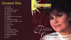 Best Of Pilita Corrales Playlist - Best OPM Nonstop Love Songs (HQ) Dont Fall In Love, Falling In Love, All Seeing, Greatest Hits, Love Songs, Music, Youtube, Musica, Musik